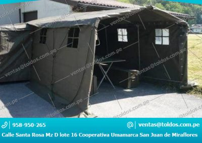Carpas Humanitarias 001