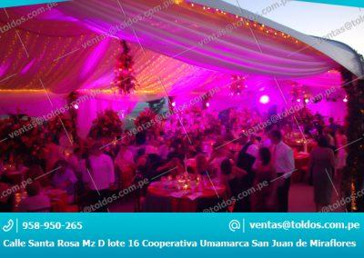 Toldos para Eventos 012
